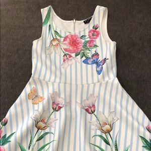 Boutique Dress Worn once. Excellent condition.